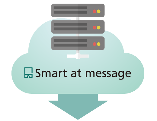 Smart at Message